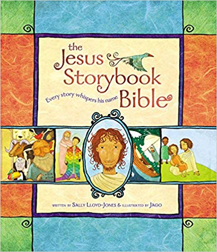Jesus Storybook Bible - Lloyd-Jones