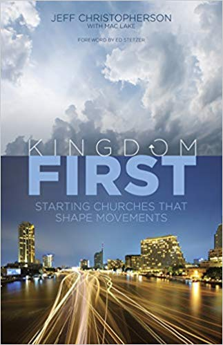 Kingdom First - Christopherson