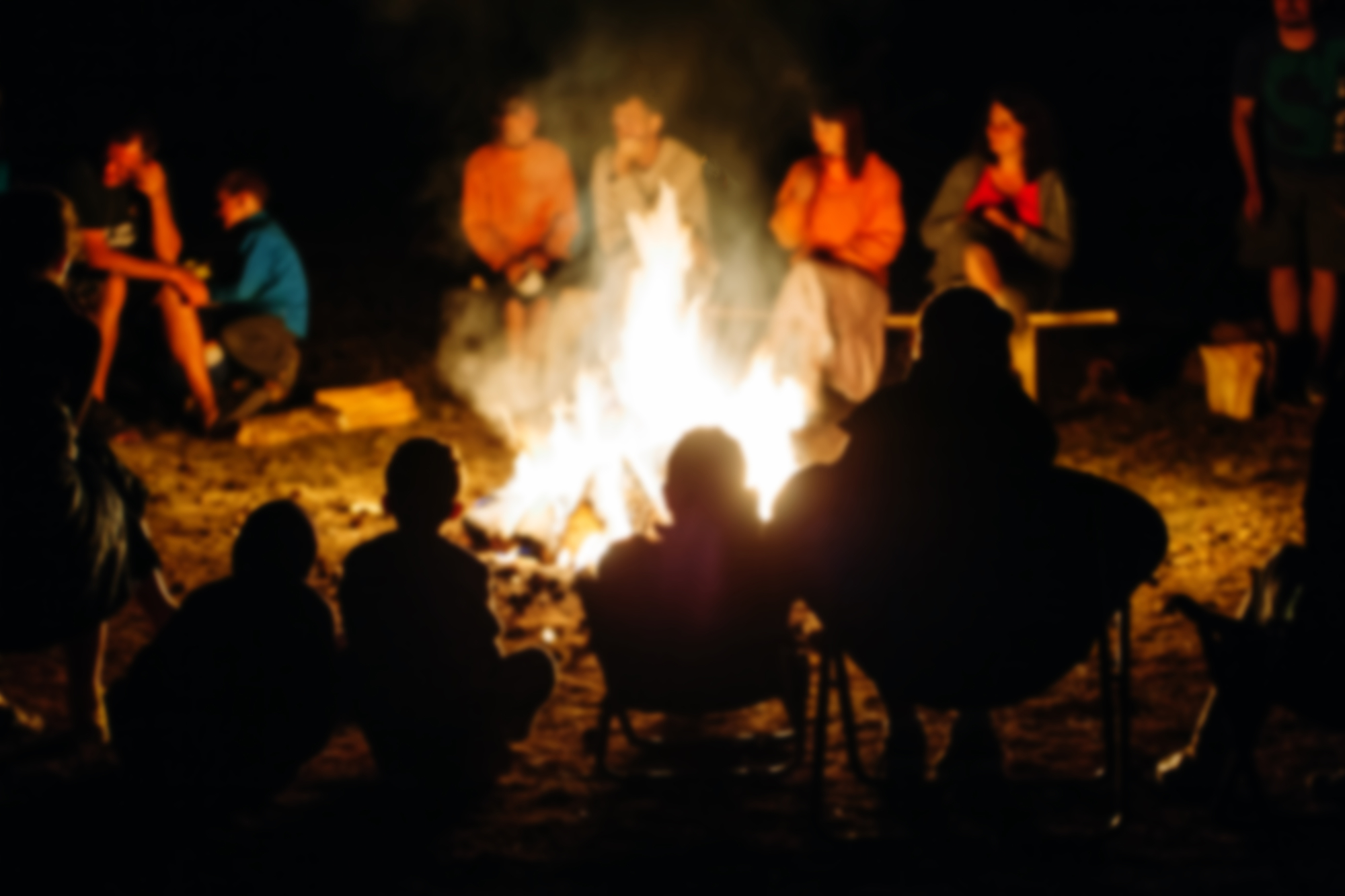 Camp Fire image