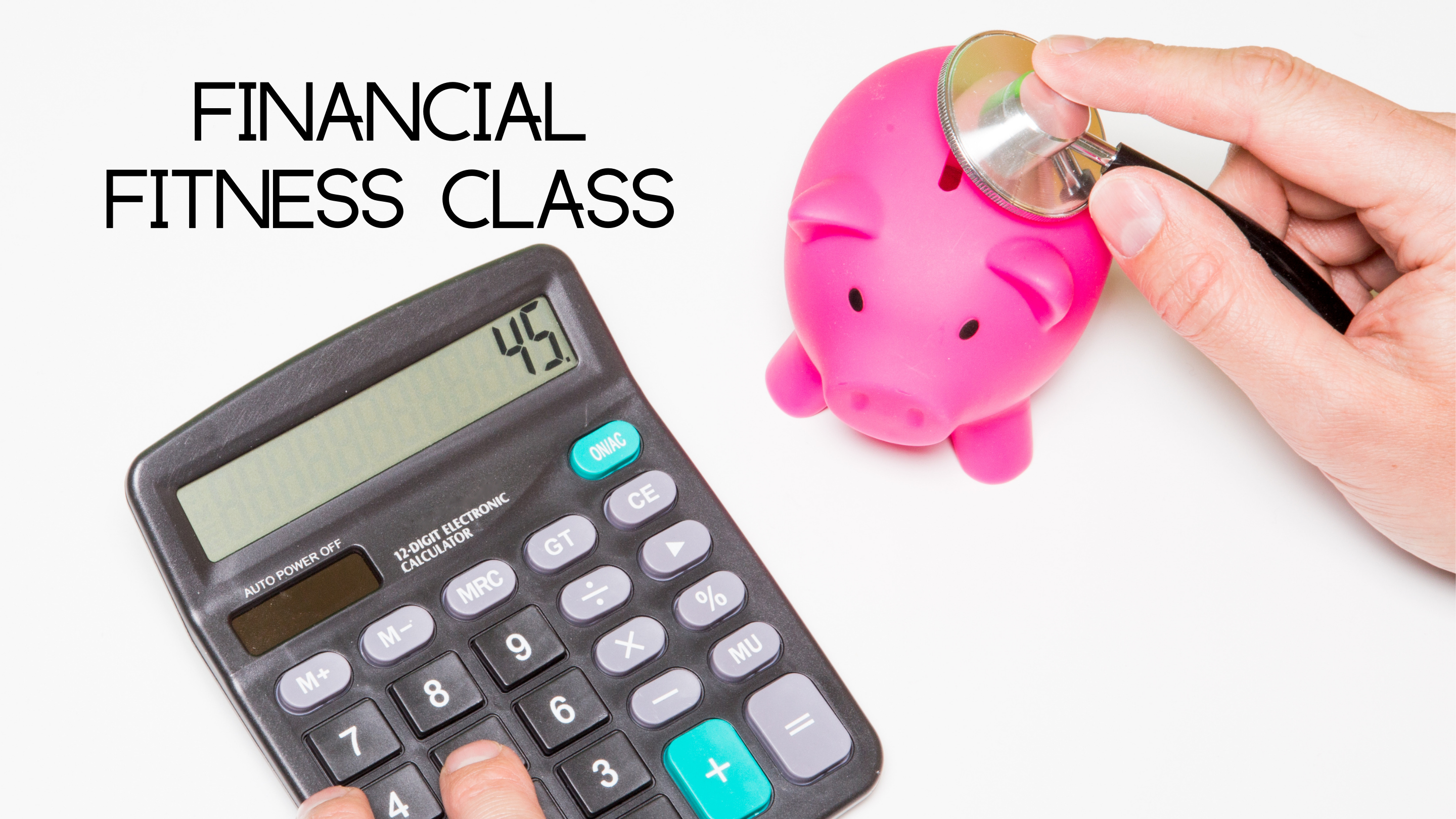 Financial Fitness Class2 image