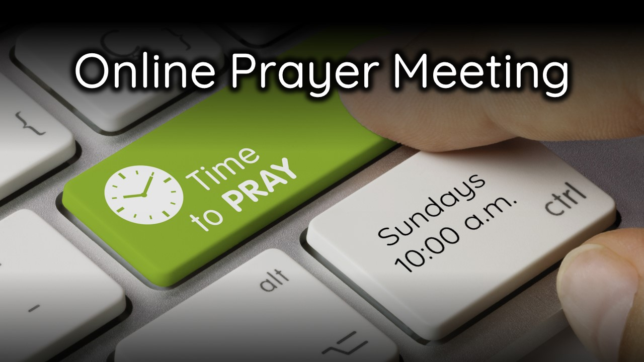 Online Prayer Meeting image