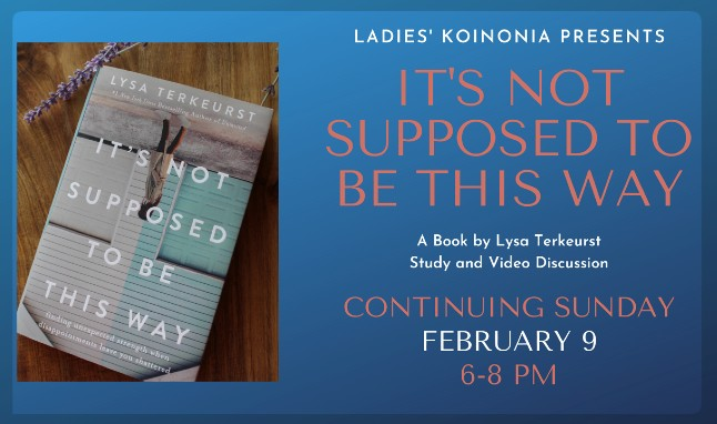 Ladies Koinonia Feb 2020 web