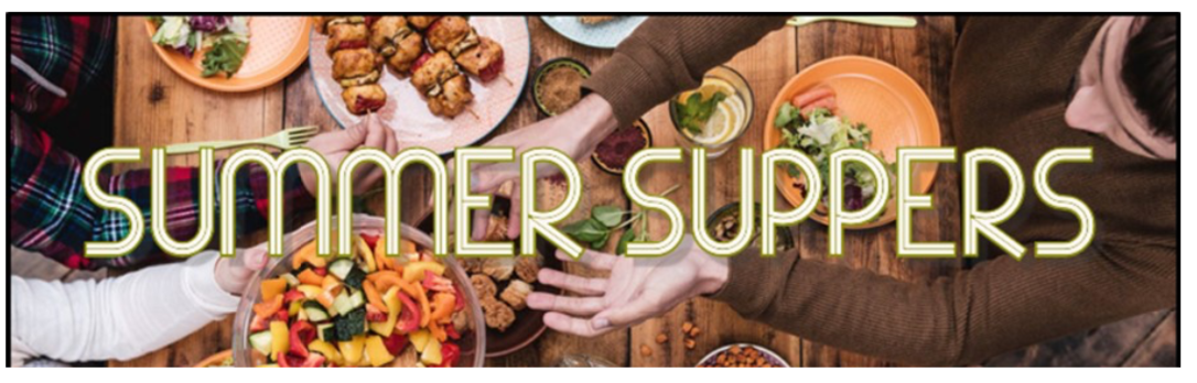 Summer Suppers 2019