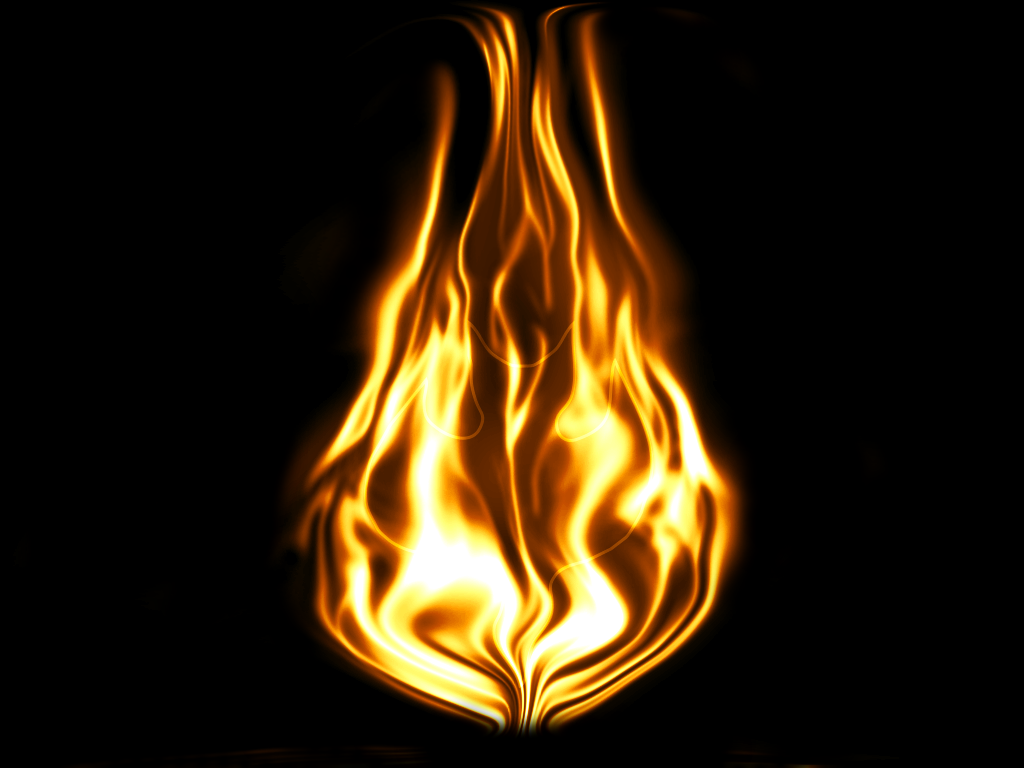 Tongues of Fire - Title
