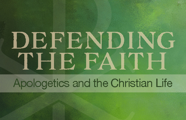 Apologetics Featured Event image