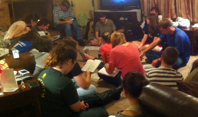 young adult bible study, 646x382