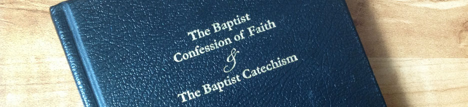 1689 Baptist Confession Chapter 31 banner