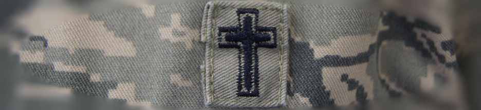 Military Chaplains banner