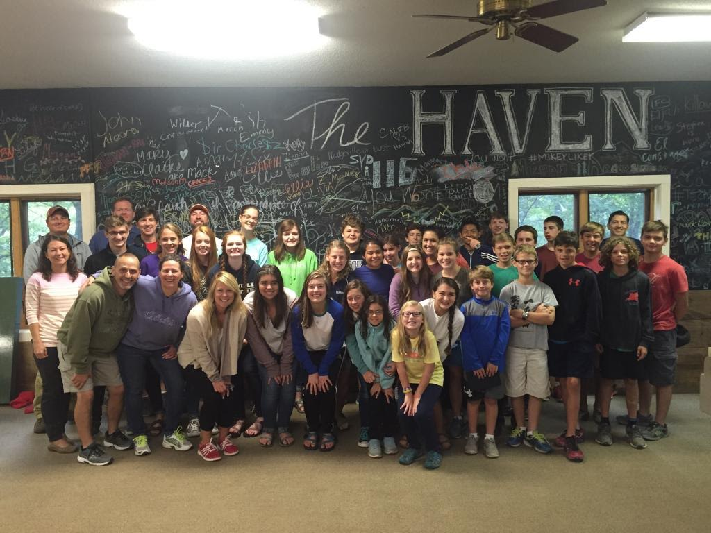youth group picture