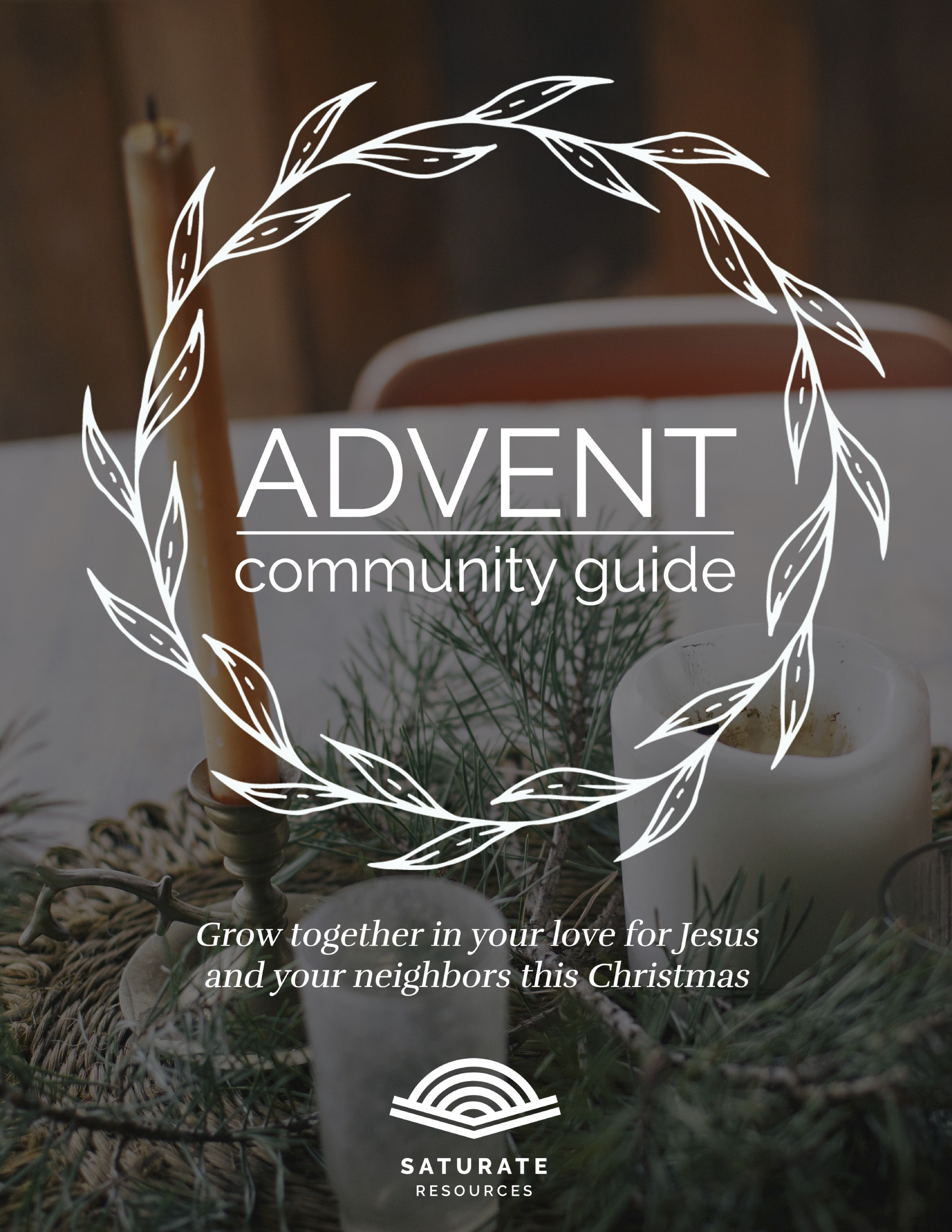 001 Advent Community Guide page