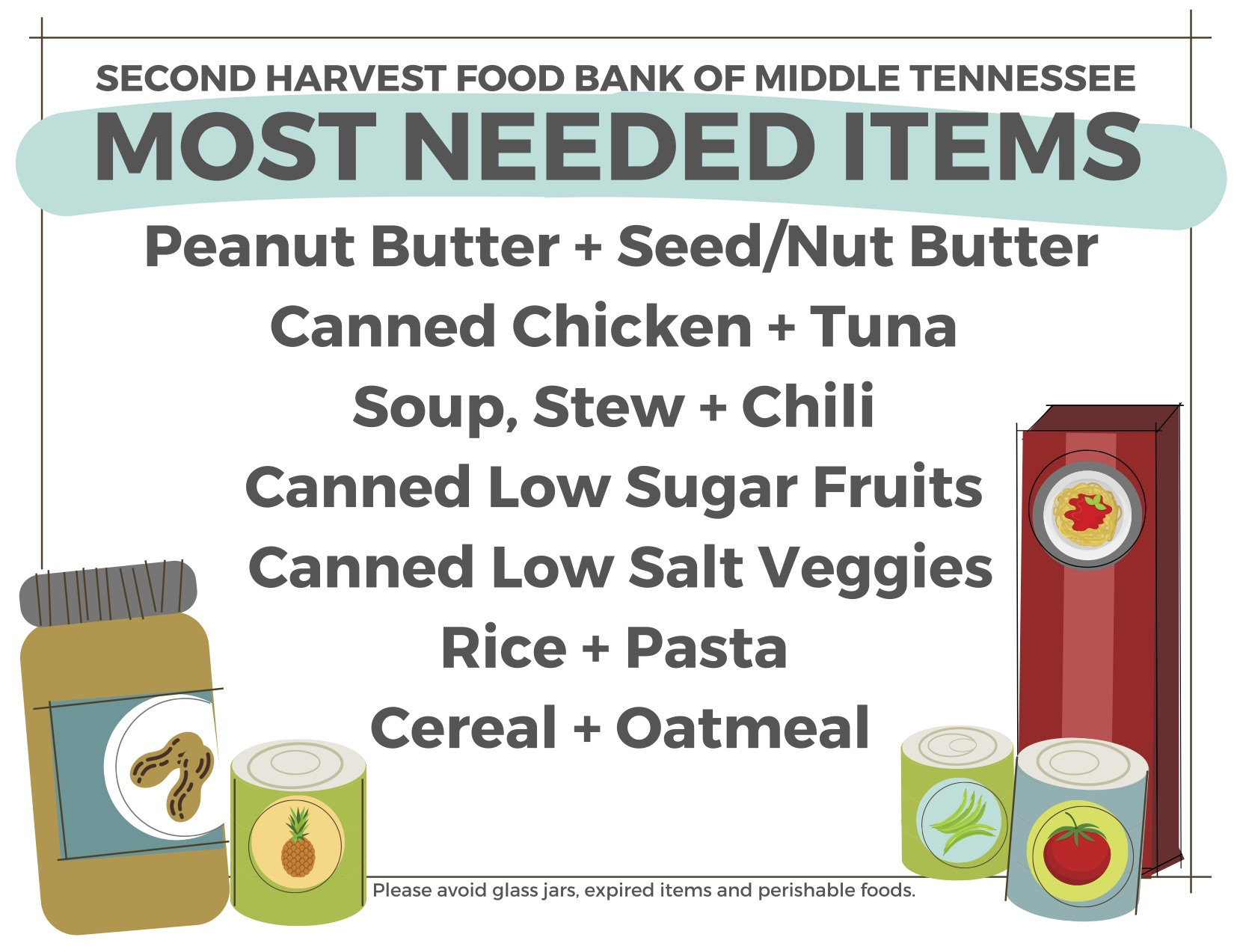 Most-Needed-Items-Food-Drive