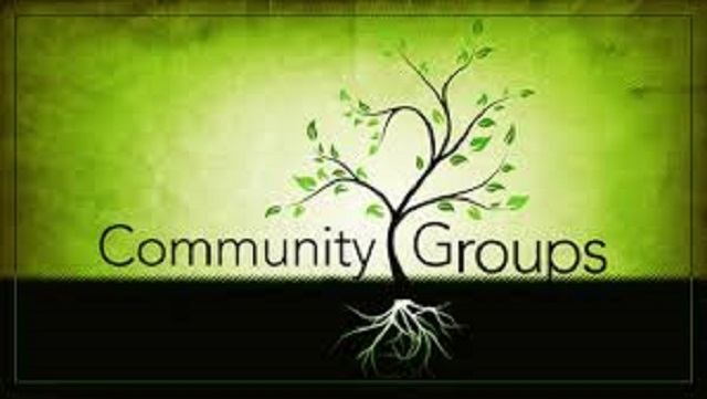 Community Groups Tree