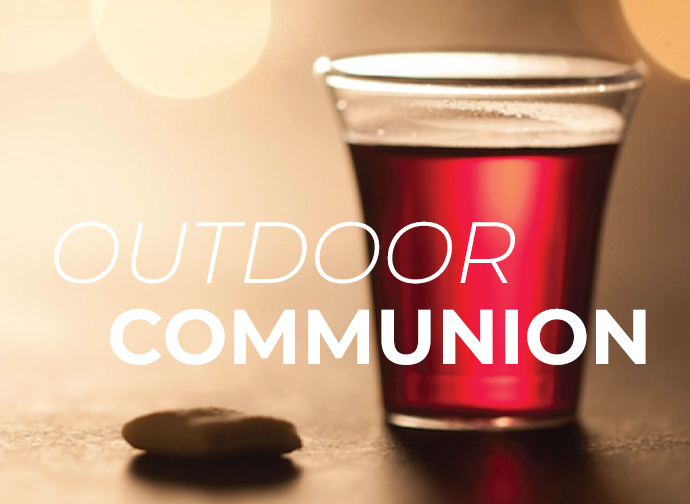 Outdoor Communion image