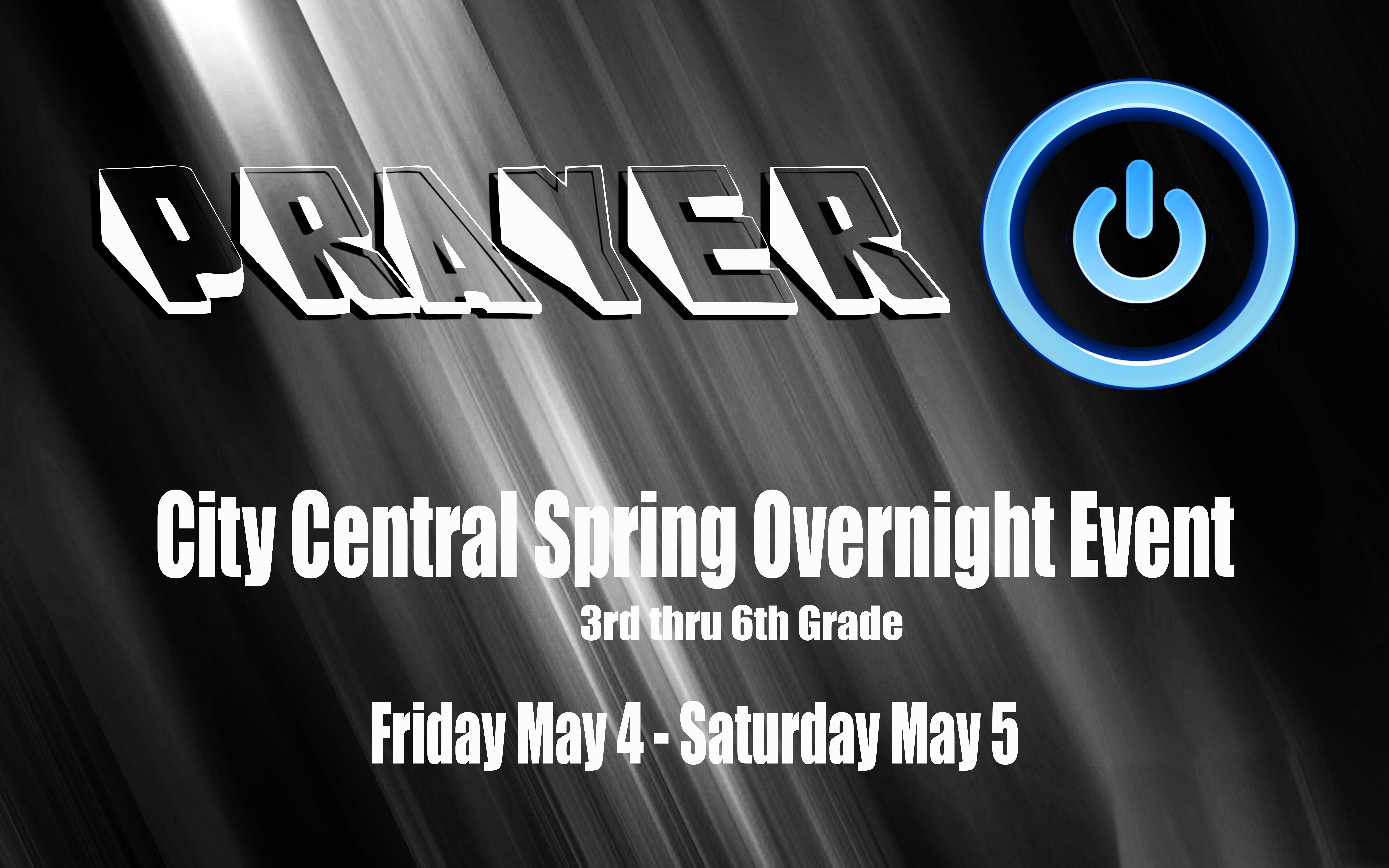prayer power spring event general