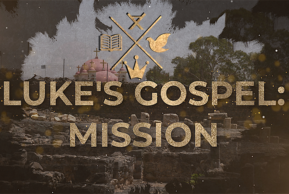 Luke Gospel large graphic