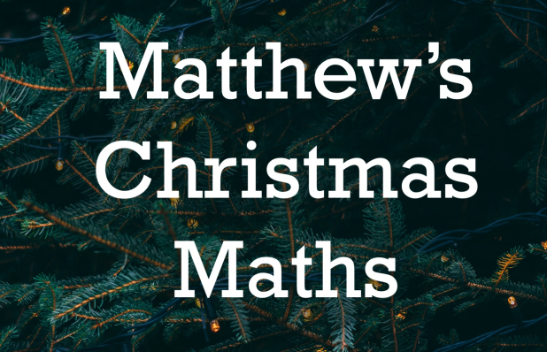 matthews.christmas.maths