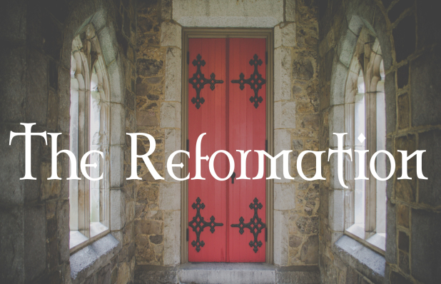 The Reformation Blog