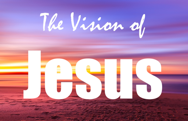 The Vision of Jesus Blog
