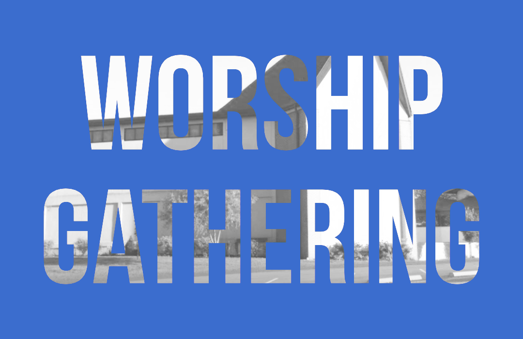 worship gathering image
