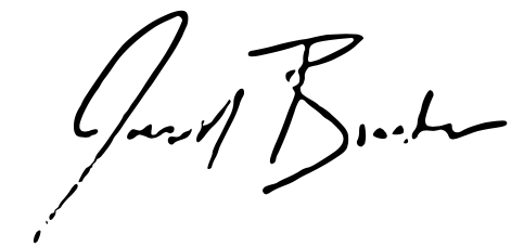 Jared Burke Signature