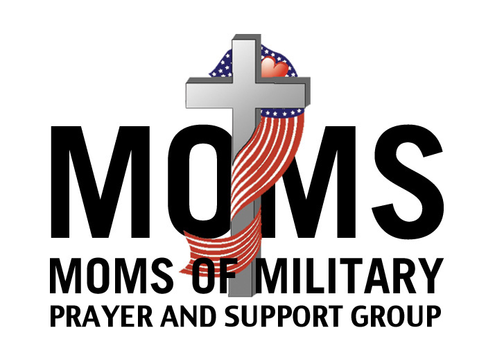 Moms of milatry logo image