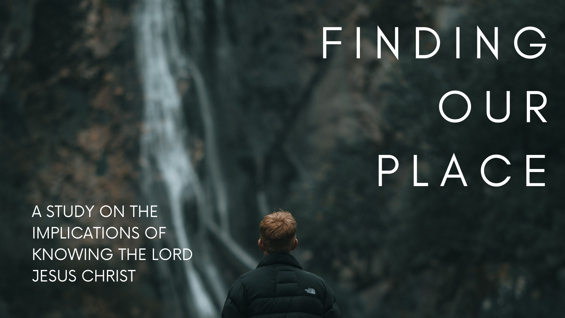 Finding Our Place