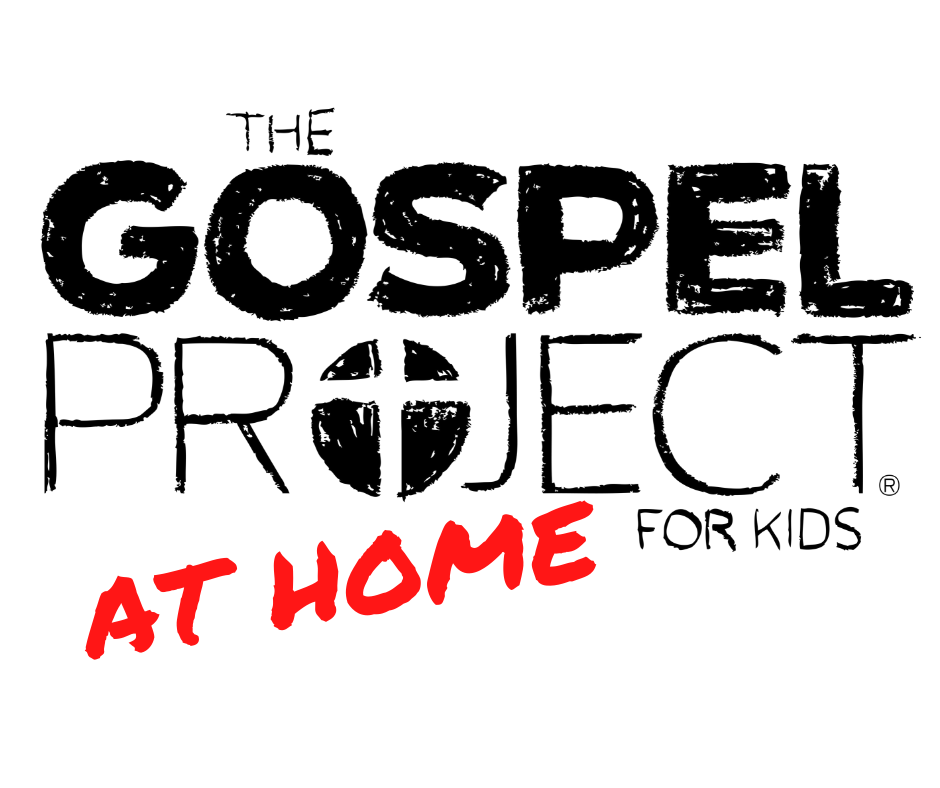 gospel project at home