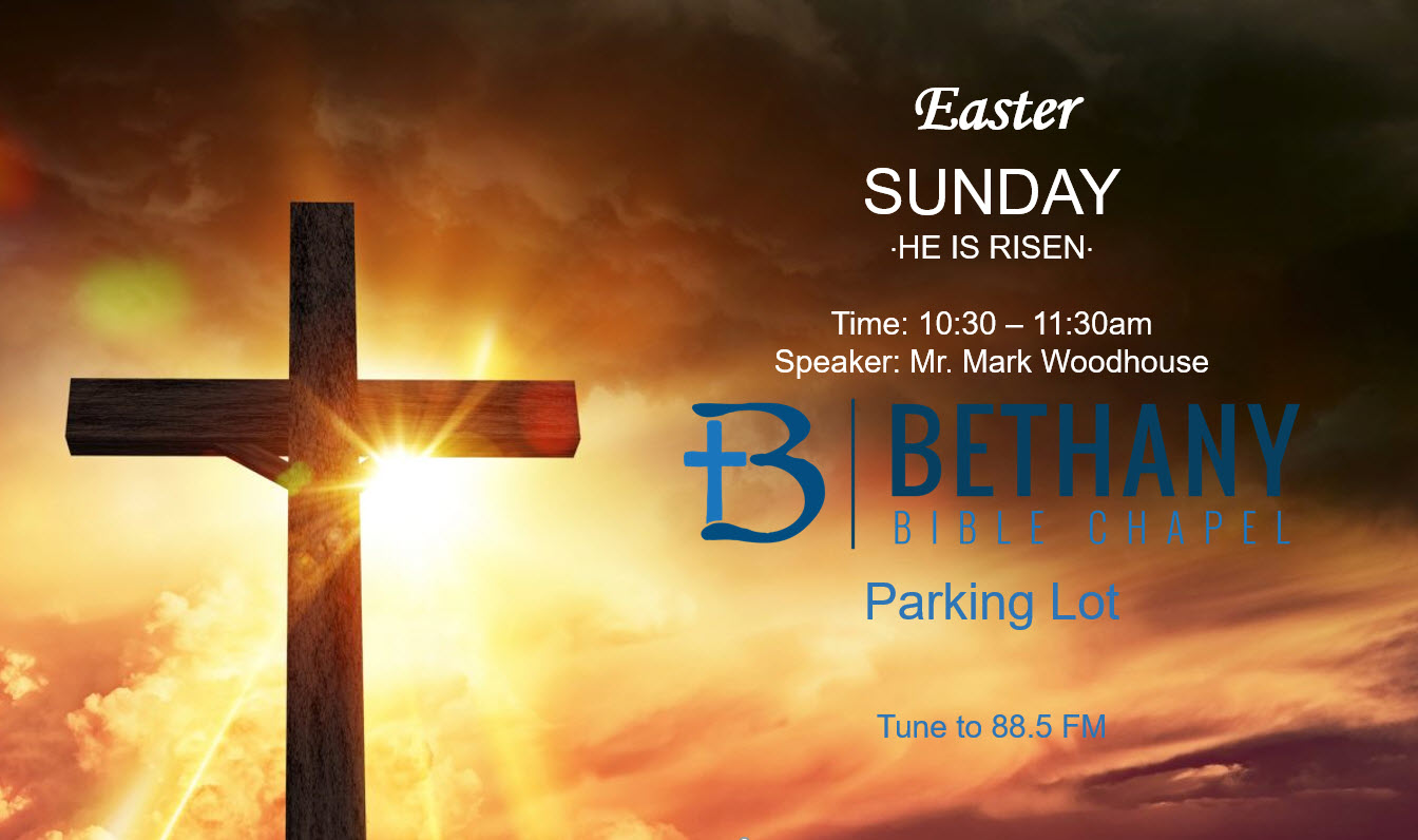 Bethany Easter Promo