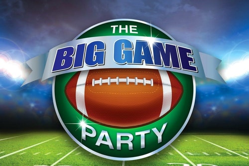 Big Game Party Logo image