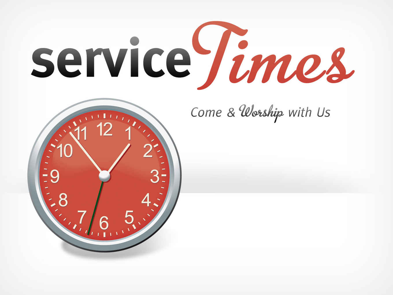 service times_t