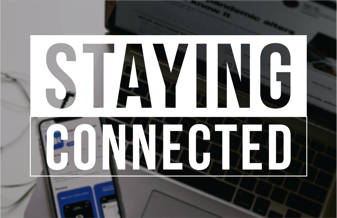 staying connected featured