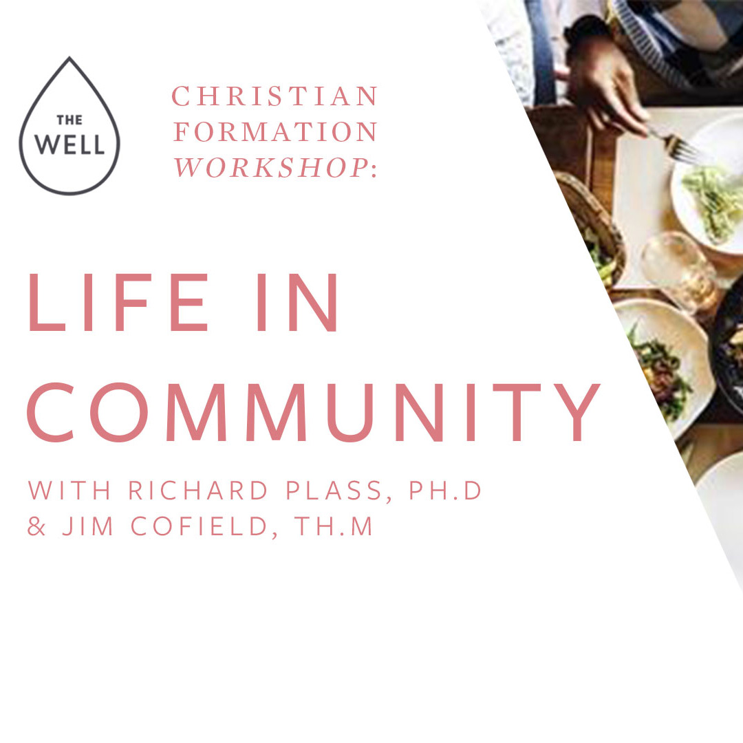 Life in Community Workshop banner