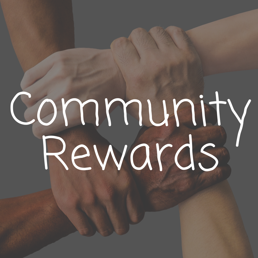 ways to give - community rewards
