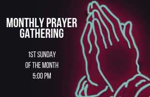 Monthly prayer gathering Event 310x200 image