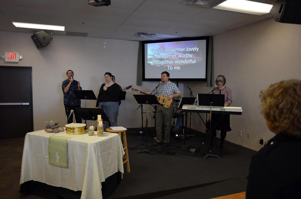 Photo - Worship Team 1