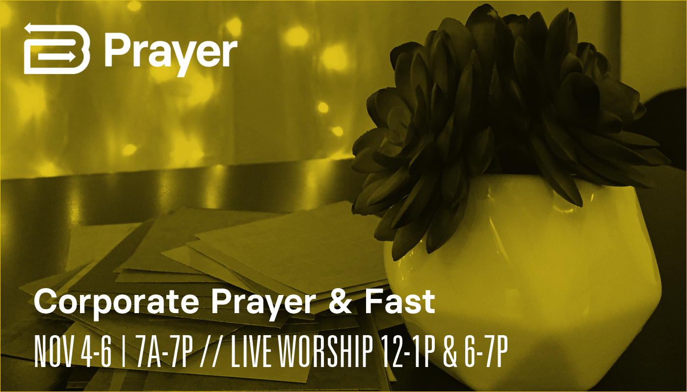 Corporate Prayer & Fast image
