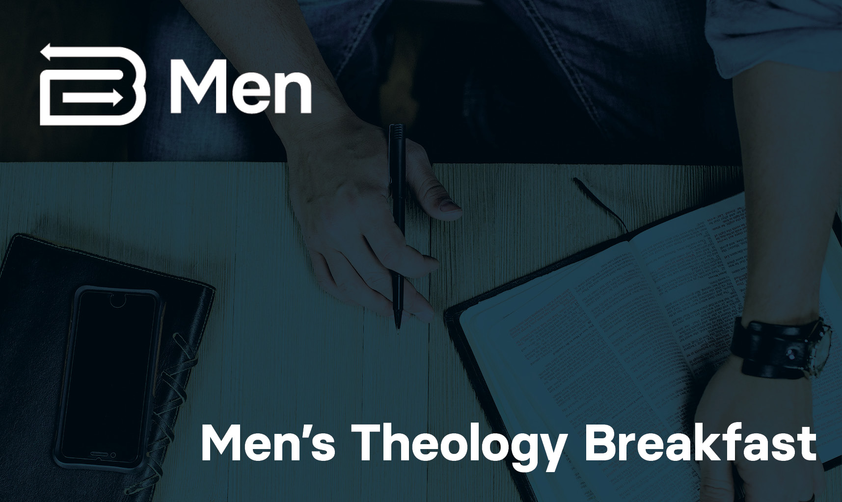 Men's Theology Breakfast_ 2019 image