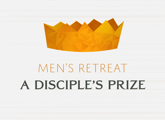 A Disciple's Prize banner