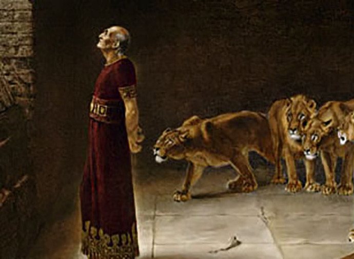 The Book of Daniel banner