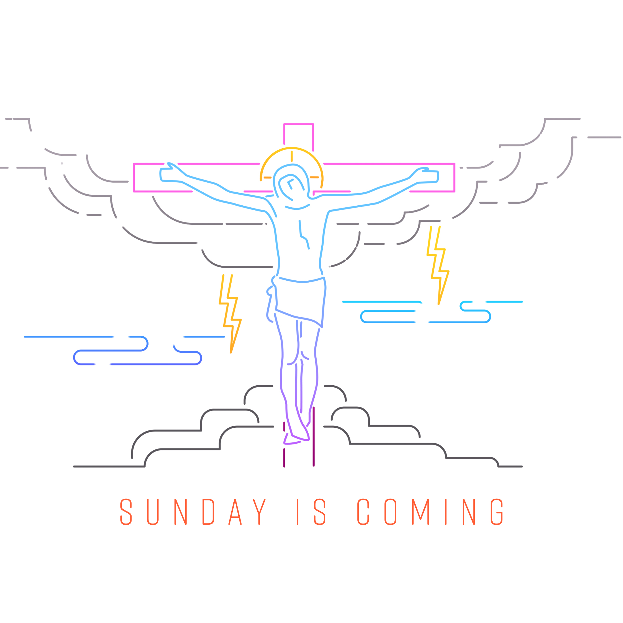 EasterColors_Promo_SundayisComing