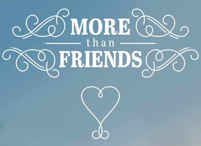 More Than Friends banner