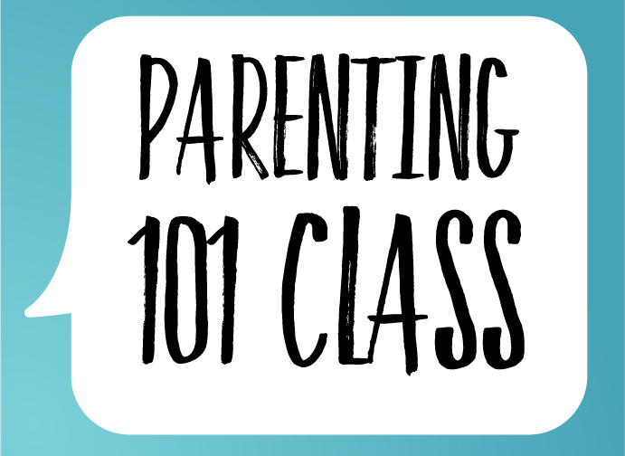 Parenting 101 banner