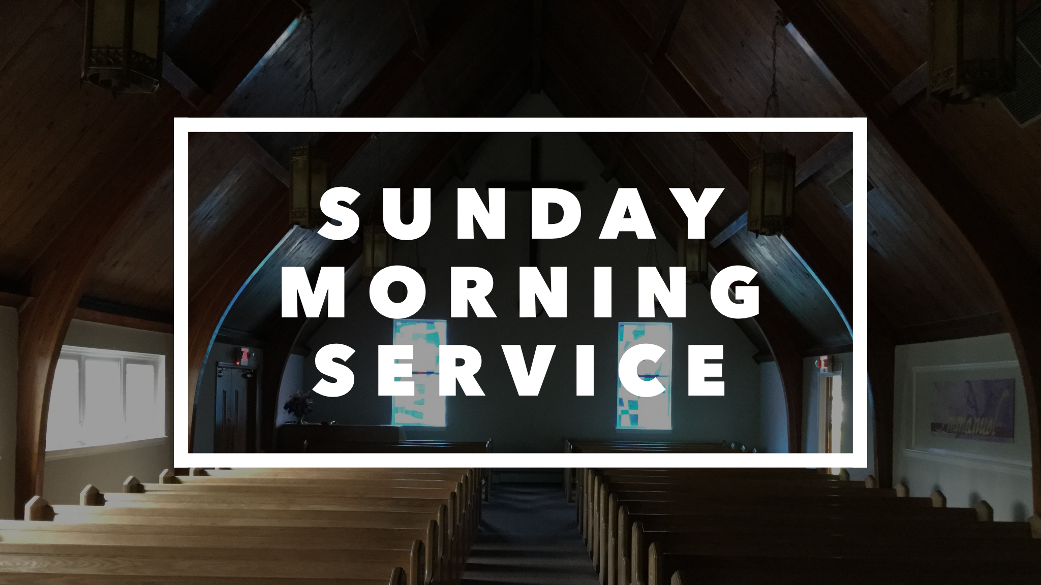 Sunday Morning Service.PNG image