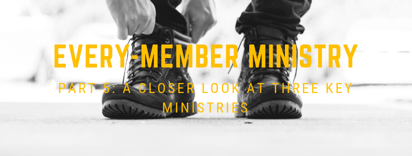 Blog: EVERY-MEMBER MINISTRY 5
