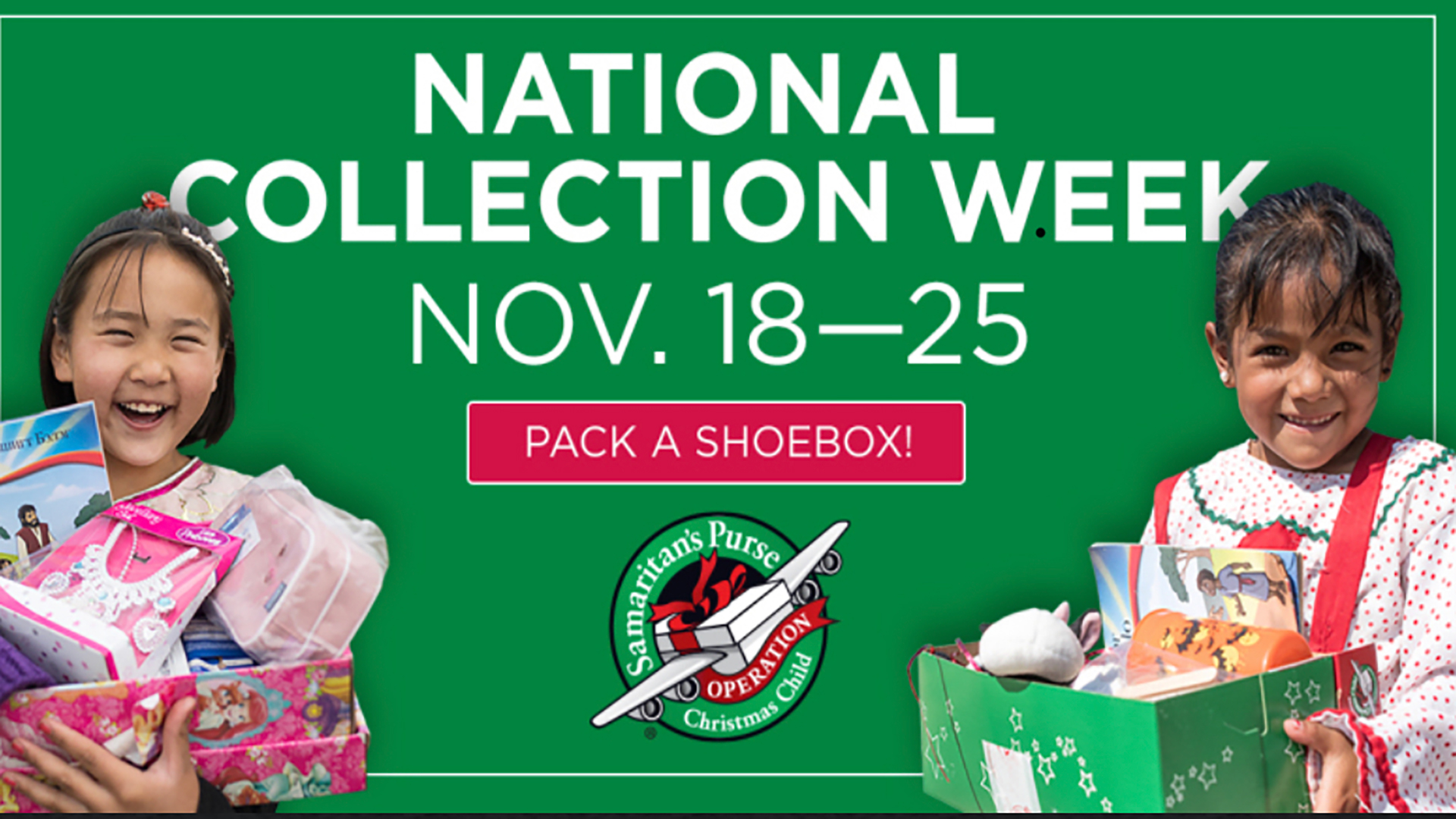 OCC Collection Week