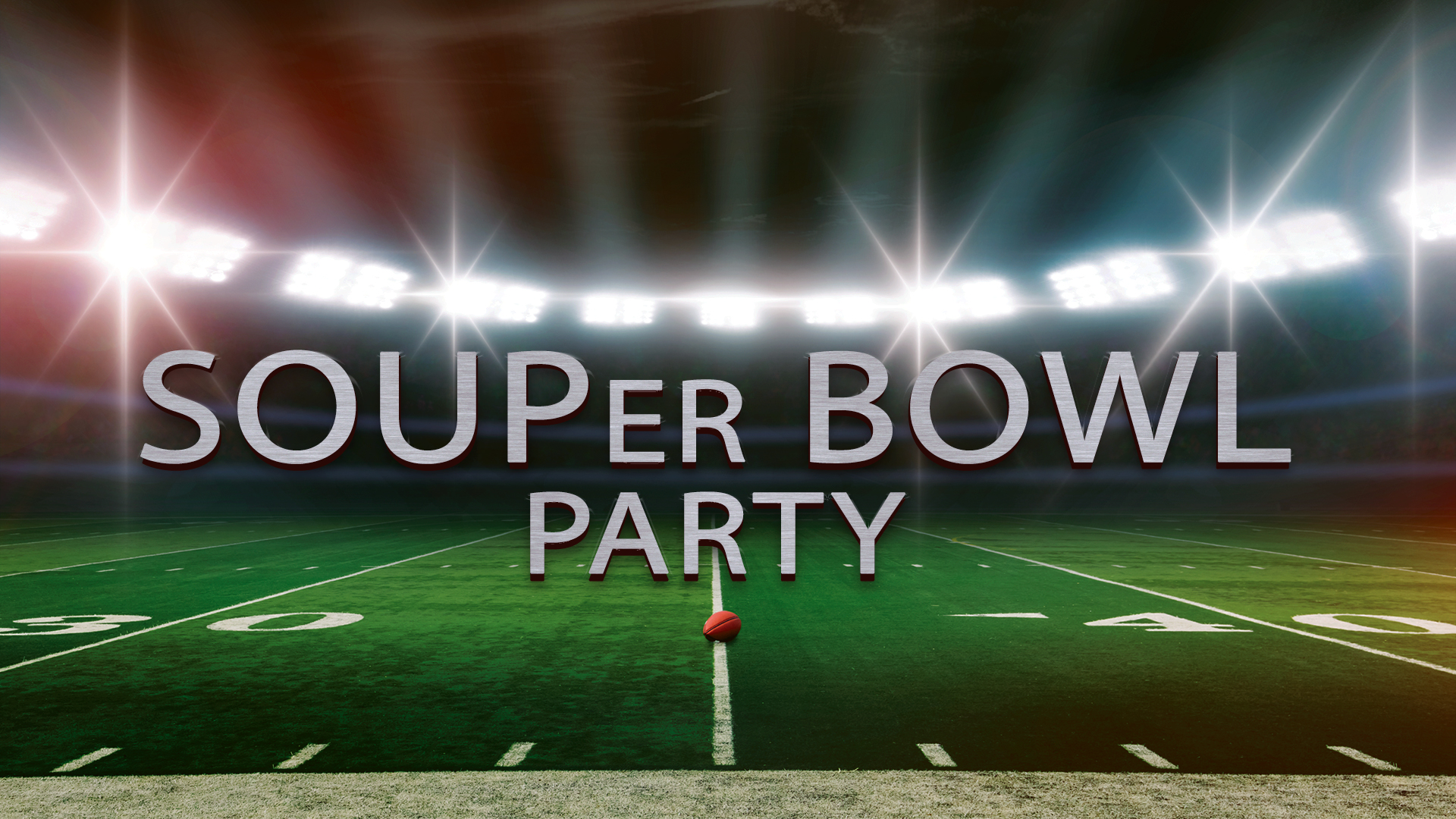 Souper Bowl HD Blank