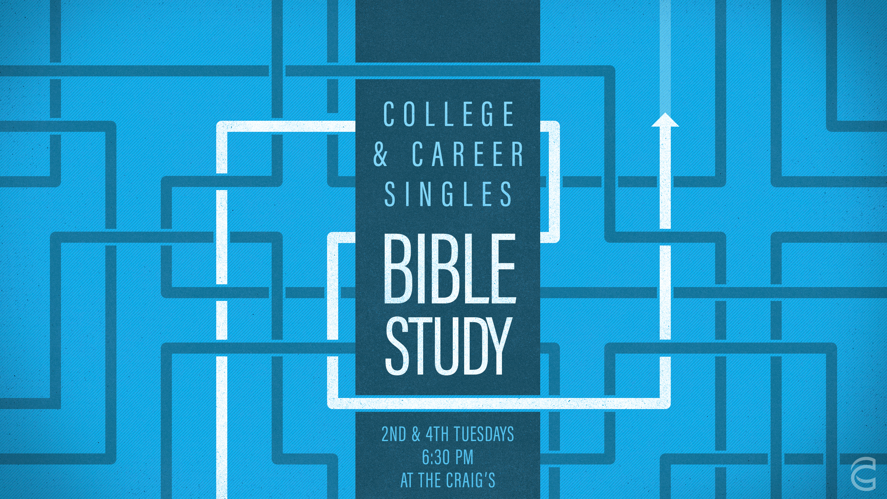 College & Career Singles Bible Study 2021