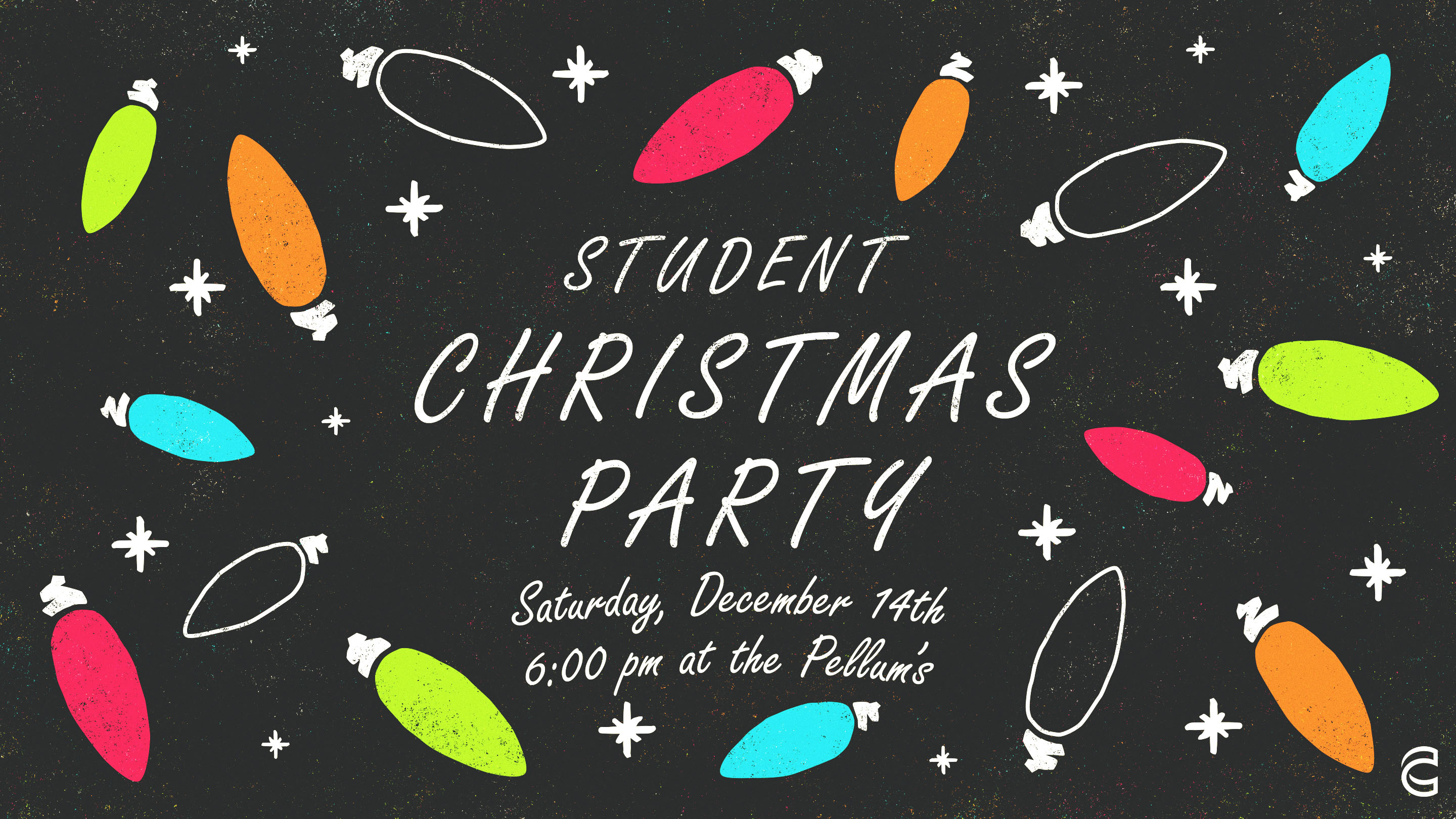 StudentChristmasparty2019