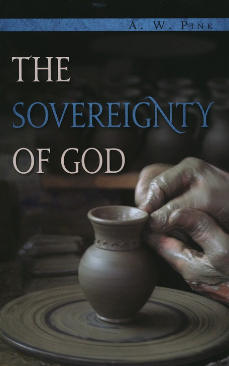 the sovereignty of god pink cover