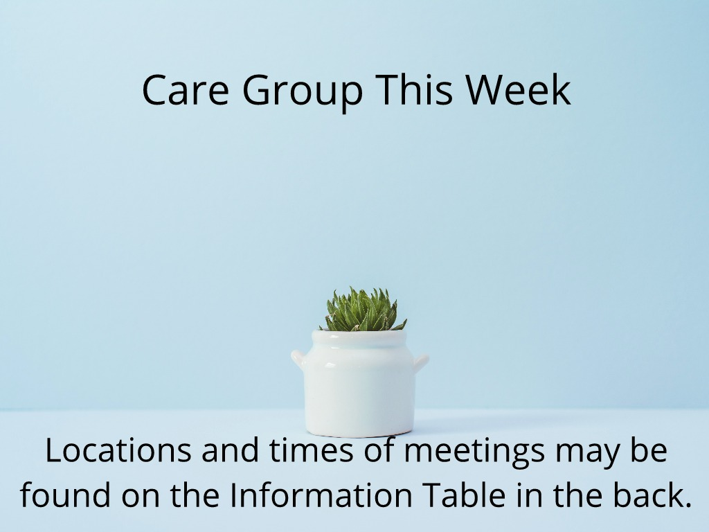 revised caregroup